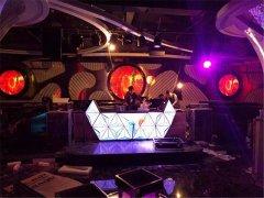 成都LED DJ台显示屏公司