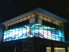 生产LED透明屏全彩显示屏公司