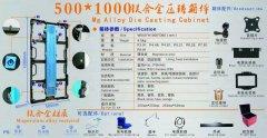 500mmx1000mm压铸箱体