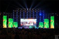 移动舞台LED显示屏
