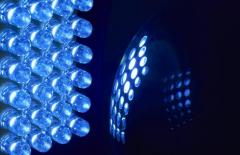 引领LED显示屏的转折避免了LED的消泯