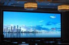 微间距促进LED显示屏行业发展稳定化